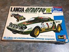 Maquette Plastique Revell LANCIA STRATOS HF BERTONE MONTE CARLO 1977 MUNARI