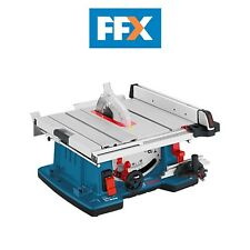 Bosch GTS10 XC 110v Table Saw with Carriage 1650w - 0601B30460