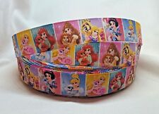 Disney Princess Palace Pets Character 25mm Grosgrain Ribbon