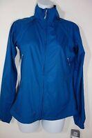 Storm Creek Women's Blue Convertible Jacket Vest Windbreaker Size Small