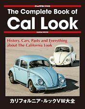 The Complete Book of Cal Look Magazine 2019 from Japan