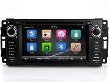 Indash Car Radio CD DVD Player+ GPS Navigation For Dodge Grand Caravan 2008-2017