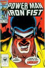 Power Man and Iron Fist # 123 (Mark Bright) (USA, 1986)