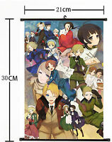 Hot Japan Anime Hetalia: Axis Powers  Wall Poster Scroll Home Decor 549