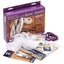 Beadsmith Kumihimo (Starter) Braiding Kit with Handle (G26)