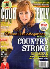 Country Weekly 12/14,Reba McEntire,December 2014,NEW