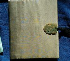 Bronze Silk Handmade Evening Bag Clutch Purse Japonesque by Susan Infante Ltd.