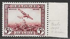 Belgium stamps 1930 OBP LP4-V  ERROR  MNH  VF