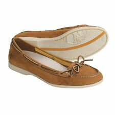 Women's Timberland Moccasin Leather