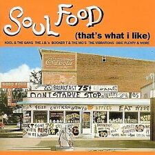 Soul Food: That's What I Like, Various Artists, New Import