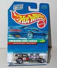 Hot Wheels Treasure Hunt Way 2 Fast #12/12 Limited Edtion #760 Thailand 1998