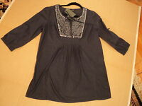 sportscraft   cotton  kaftan tunic  RRP$149.99   blue