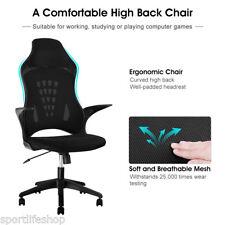 LANGRIA Ergonomic Office Executive Gaming Chair 360º Swivel Knee-Tilt Black US