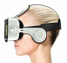 "DOMO nHance VR10 Virtual Reality 3D VR Headset Google Cardboard for phoneupto 6"""