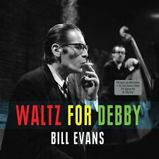BILL EVANS WALTZ FOR DEBBY - 2 LP VINYL - JAZZ