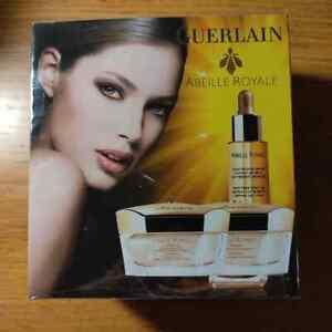 Guerlain Abeille Royale set 3 in 1 (day cream, night cream, face treatment oil)