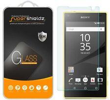 3X Supershieldz Sony Xperia Z5 Compact Tempered Glass Screen Protector Saver