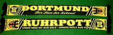 """Dortmund Schal """"SINN DES LEBENS"""" Fan Ultra Kurve Block + 100 % Acryl + NEU +"""