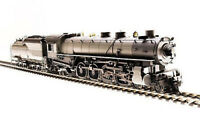 BROADWAY LIMITED 5474 HO UP MT Class 4-8-2 Unlettered  Oil Paragon3 DC/DCC/SOUND