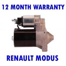 Renault Modus/Grand Modus 1.2 2004 2005 2006 2007-2015 Motor de Arranque Rmfd