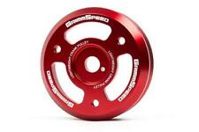 GrimmSpeed Red Light Weight Crank Pulley For 13+ BRZ / FR-S - 15+ WRX - 095024