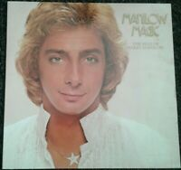 Manilow Magic The Best Of Barry Manilow LP 1979