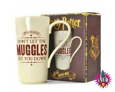 HARRY POTTER MUGGLES HOGWARTS LATTE OFFICIAL MUG COFFEE CUP NEW GIFT BOX