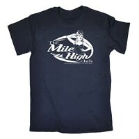 Mile High Club Pie In The Sky plane holiday Tee sex rude funny novelty T Shirt
