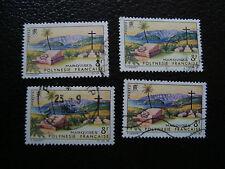 polinesia - francobollo yvert e tellier n° 33 x4 obliterati (A20) stamp