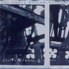 Raison d'être – The Empty Hollow Unfolds (  Cold Meat Industry - CMI.78 ) CD