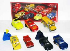 RUSSIAN RARE Kinder Surprise Disney Cars 3 incomplete set 7 BPZ Russland