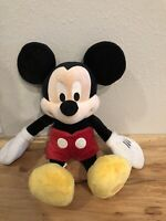 Mickey Mouse Plush - Disney Parks - Authentic Original Doll