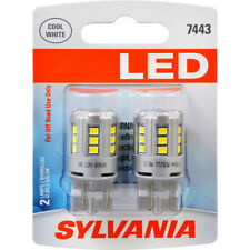 Turn Signal Light Bulb-Sedan Sylvania 7443SL.BP2