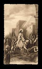 santino seppia  serie EB n.365 GESU' ENTRA IN GERUSALEMME