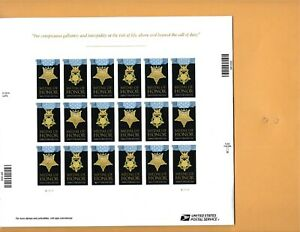 Scott #4822-4823e MEDAL OF HONOR WWII MNH Imperf Sheet of 20  Folded