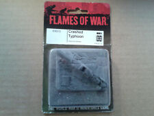 15mm Battlefront Miniatures  WWII Crashed Typhoon Objective marker