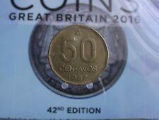 Argentina 50 centavos 1987 0020 50 C
