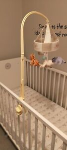 Disney Winnie The Pooh Kite  Lullaby Cot Mobile