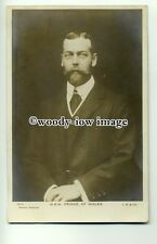 r0683 - Prince of Wales who became King George V - postcard