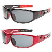 Khan Full Frame Kids Teen Age 7 14 Boys Youth Cycling Sport Baseball Sunglasses