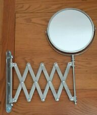 Wall Mounted Mirror - 2 Sided Magnifying
