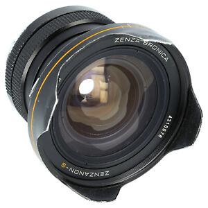 Zenza Bronica Zenzanon-S 40mm f4 for SQ SQ-B SQ-A SQ-Ai SQ-Am (Fungus Scratches)