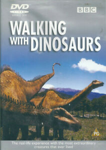 Walking With Dinosaurs DVD (2000) cert U 2 discs Expertly Refurbished Product