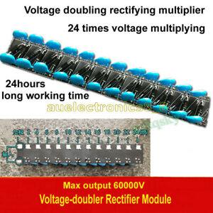 24 Times Rectifier 60000V High Voltage Multiplier Voltage Doubler Module