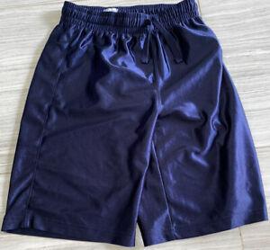 Childrens Place Boys Navy Blue Basketball Shorts Size Large 10/12