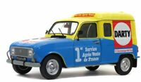 SOLIDO 1802201 1802203 1802204 RENAULT 4LF4 R4 F4 model vans La Poste Darty 1:18