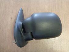 RENAULT KANGOO I bj.97-02 Rétroviseurs extérieurs électriques Non-Peint (E) Noir