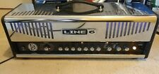 Line 6 HD147 300 watt Guitar Amp. Terrific modeling In the vein of Flextone,etc!