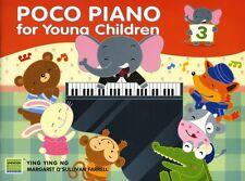 Ying Ying NG/Margaret O 'Sullivan Farrell poco piano for Young - 9789834304843