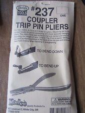 Kadee #237 All Scale Coupler Trip Pin Pliers  Bob The Train Guy